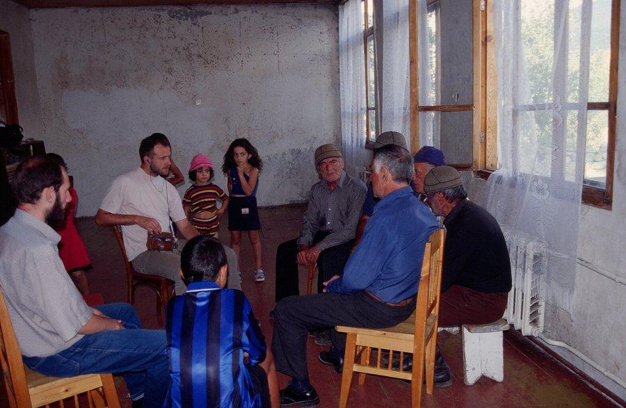Spotkanie z rodziną Ratianich phot./fot. Kamila Klamut