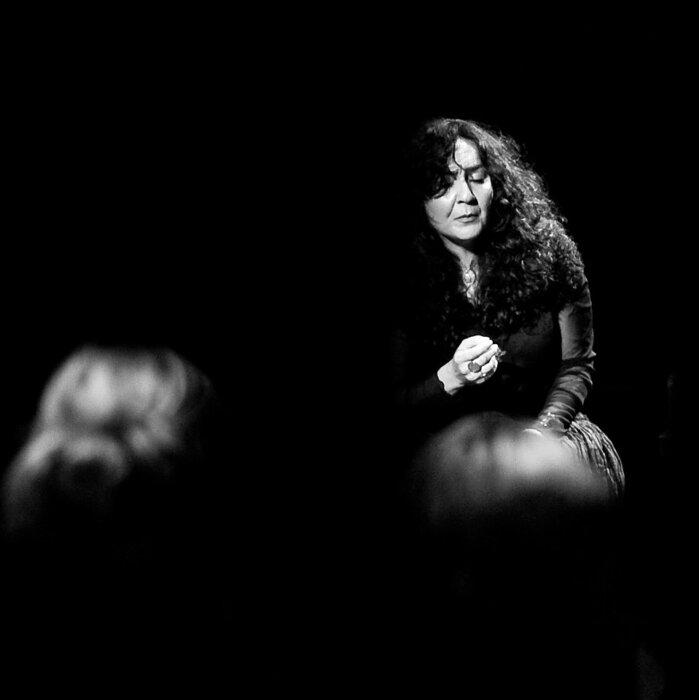 Mahsa Vahdat, fot. Karol Jarek