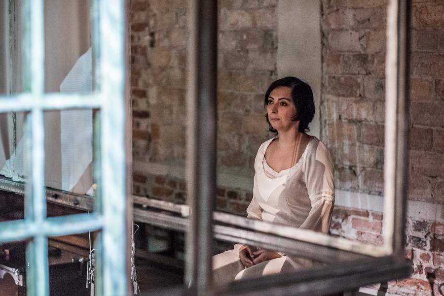 Selda Öztürk, Medeas. On getting across, phot. Maciej Zakrzewski